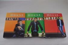 House 3 Seasons DVD Lot Season's 2,3 & 4