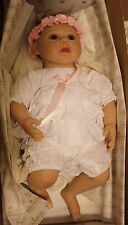 Touch-Activated Hugging Baby Doll By Artist Jannie DeLange