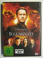 ILLUMINATI - ANGELS DEMONS - DVD - TOM HANKS