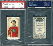 1911 IMPERIAL TOBACCO CO. C55 #39 G. (HENRI) DALLAIRE PSA 6 (9602)