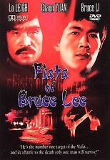 Fists of Bruce Lee, Acceptable DVD, Bruce Li, Lo Lieh, Ho Chung Tao