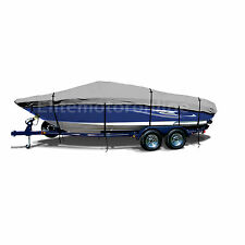 Scout Boats 145 Hybrid trailerable Fishing boat cover grey