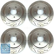 2001-2004 Chevrolet Corvette Z06 Brake Rotors & Pads Upgrade - GM