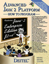 Advanced Java: How to Program Santry, Sean E., Deitel, Paul J., Deitel, Harvey M