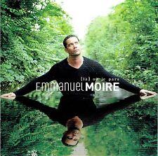 CD - EMMANUEL MOIRE - La ou je pars