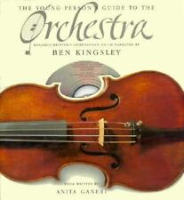 The Young Person's Guide to the Orchestra (Book & CD)-ExLibrary