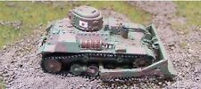 MGM 80-143 1/72 Resin WWII Japanese TE-KE Model 97 Light Armored Dozer