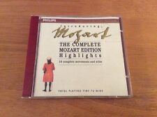 Introducing Mozart: The Complete Mozart Edition Highlights