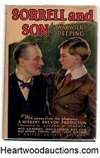 Sorrell and Son by Warwick Deeping PHOTOPLAY