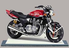 MINIATUR MODELL MOTORRAD in der Uhr, YAMAHA 1300 XJR-15