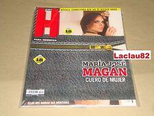 Maria Jose Magan #202 Revista H Para Hombres Mexican Complete Your Collection