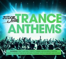 JUDGE JULES TRANCE ANTHEMS 3CD ALBUM SET (May 25th 2015)