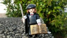 Playmobil Martin Luther 9325  EXCLUSIV EDITION OVP Limitiert Neu Reformation