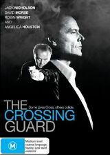 THE CROSSING GUARD DVD Jack Nicholson Angelica Houston DRAMA (SEALED) R4