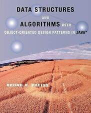 Data Structures and Algorithms with Object-Oriented Design Patterns in-ExLibrary