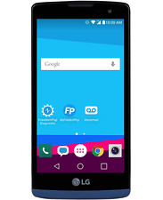 LG Tribute 2 LTE w/ 100% Free Mobile Phone Service - FreedomPop