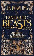 PREORDER Fantastic Beasts and Where to Find Them by J. K. Rowling Book | NEW AU