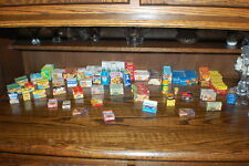 151 Miniature Groceries Food Packages German Labels for a Grocery Store