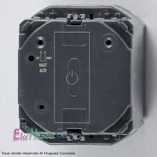 Interrupteur tactile avec neutre 1000W Legrand Céliane 67042