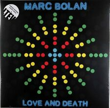 Marc Bolan - Love And Death (Limited 180g White Vinyl LP) New & Sealed
