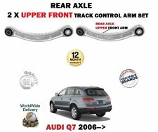 FOR AUDI Q7 4L 2006-  2 X REAR AXLE UPPER FRONT TRACK CONTROL ARMS SET