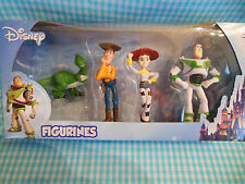 Disney Toy Story Action Figure Figurines Playset of 4 2014 NIB Gift