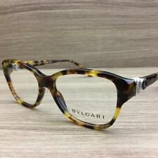 Bvlgari 4089-B  4089 B Eyeglasses Tortoise Silver 5316 Authentic 52mm