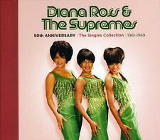 Diana Ross, Diana Ro - 50th Anniversary: Singles Collection 1961-1969 [New CD]