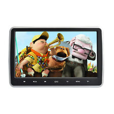 Sonic Audio HR-10C Universal DVD/SD/USB Tablet-Style Clip-On Headrests Screen