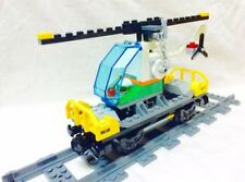LEGO City Train Helicopter Wagon Split from set 60098 New
