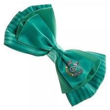 Harry Potter - Slytherin House Dual Purpose Hair Clip / Bow Tie - New & Official