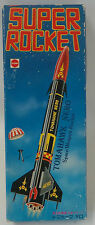 ARMY : VINTAGE TOMAHAWK NERO SUPER ROCKET MODEL KIT MADE BY NICHIMO