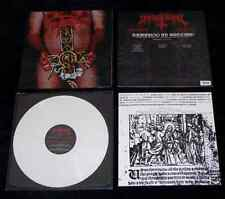 Vomitchapel - Damnatio ad Bestias, WHITE-EDITION (USA), LP