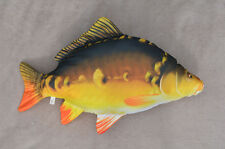 New fish pillow GIANT CARP stuffed novelty fish cushion pillow soft toy - 88 cm