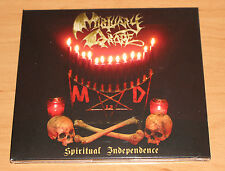 "MORTUARY DRAPE ""SPIRITUAL INDEPENDENCE"" digi CD"