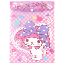 2016 Sanrio My Melody A4 File folder Document Bag ~ NEW