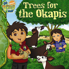 "Trees for the Okapis (""Go Diego Go!""), Nickelodeon, New Book"