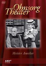 Ohnsorg Theater MEISTER ANECKER Henry Vahl JOCHEN SCHENK DVD Neu