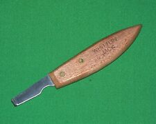 Vintage United Cutlery Whittlin Jack UC903 Wood Working Carving Knife Tool