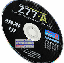 ASUS Z77-A  MOTHERBOARD DRIVERS M4469 WIN 10 DUAL LAYER DISK