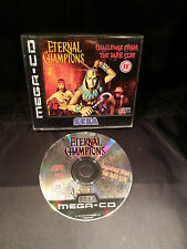 Very Very Rare Eternal Champions / Sega Mega CD / Fast Free UK Post