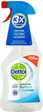 Dettol anti batterica superficie CLEANSER SPRAY 750ML