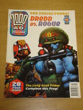 2000AD #900 BRITISH WEEKLY COMIC JUDGE DREDD *
