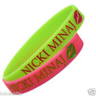 Nicki Minaj wristband bracelets, take with concert tickets and wear with hoody