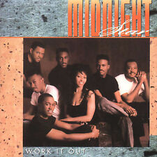 MIDNIGHT STAR - WORK IT OUT - SOLOR/EPIC CD - MINT CONDITION - RARE & OOP