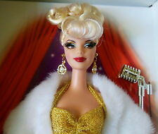 Mattel Gold Label #J0952 Pin-Up Girls LADY LUCK Barbie Doll Mint in Box / Unused