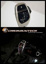 Bmw E46 E60 3/5-series Cromo Led Cambio Gear Perilla Para Rhd w/gear posición Luz