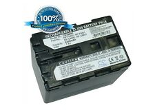 7.4V battery for Sony DCR-TRV10, DCR-TRV30, DCR-DVD201, DCR-TRV27, DCR-PC105, DC