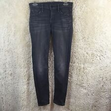 Woman's Citizens of Humanity Jeans Sz.26 Avedon Low Rise Skinny Leg Gray (i1408)