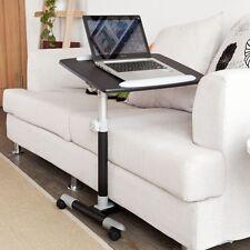 SoBuy® Pflegetisch, Betttisch, Laptoptisch, Beistelltisch, Tisch, FBT07N2-SCH